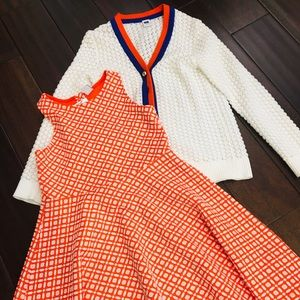 Little girl dress outfit